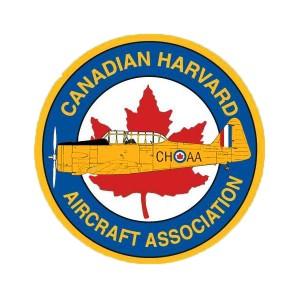 Canadian Harvard Aircraft Association Logo