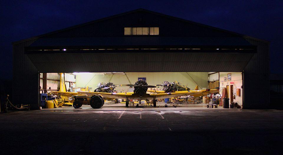 Maint Hangar