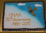 CHAA Cake
