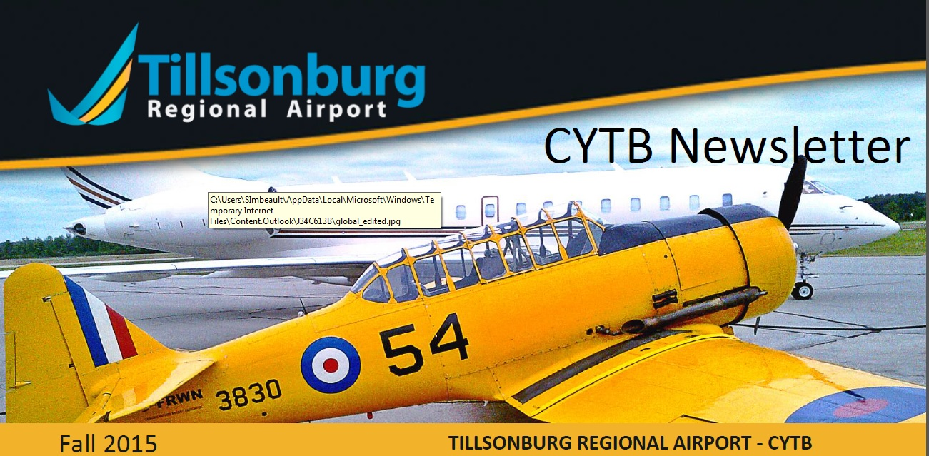 CYTB newsletter cover