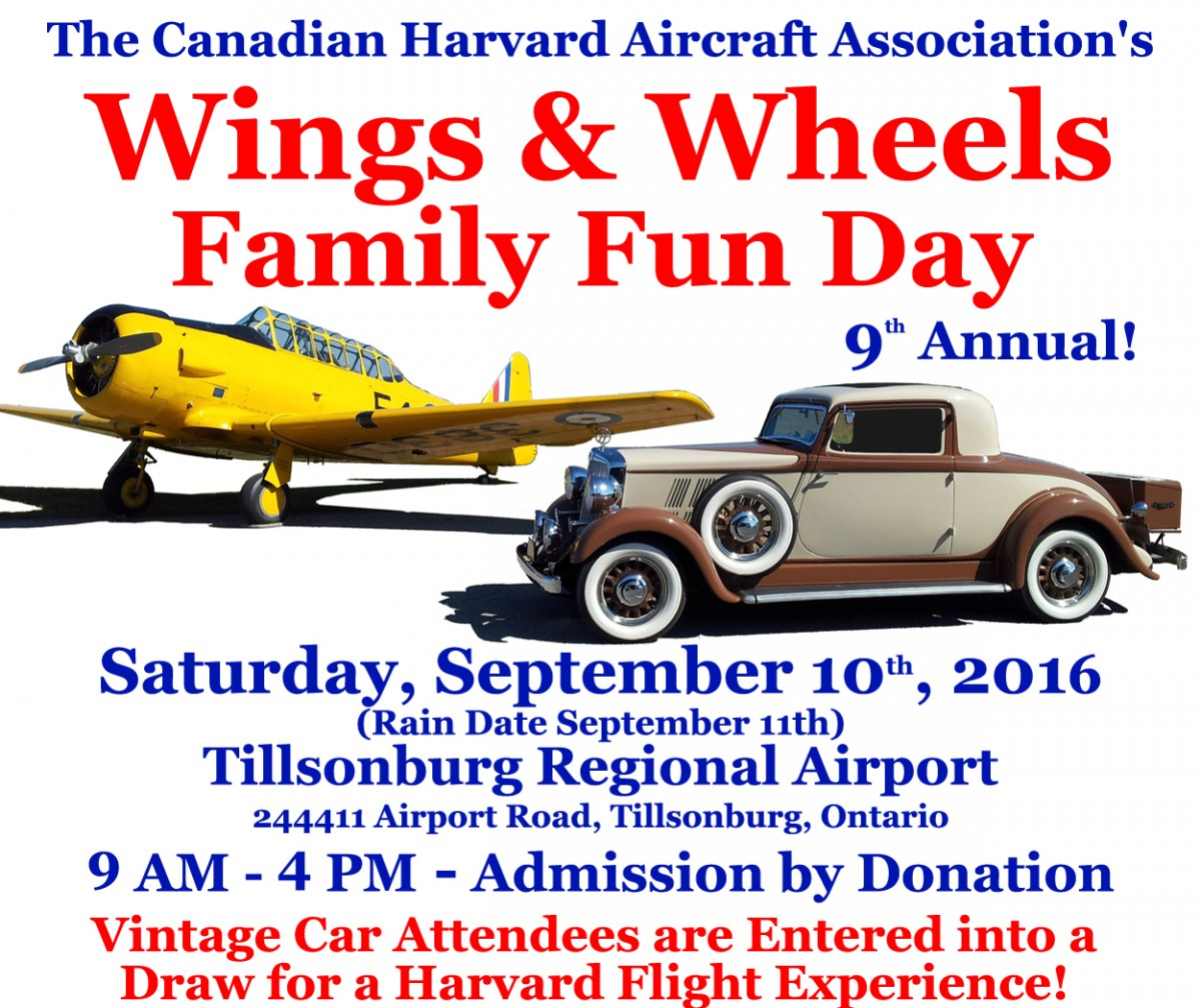 Wings & Wheels ad 2016 - colour - small